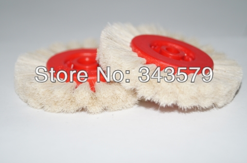 White Soft Brush 66 020 119 66 020 122 replacement parts