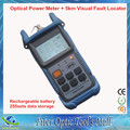 TL503 Fiber Optic Multimeter combined with Optical Power Meter and 5km Red Laser Fiber Tester