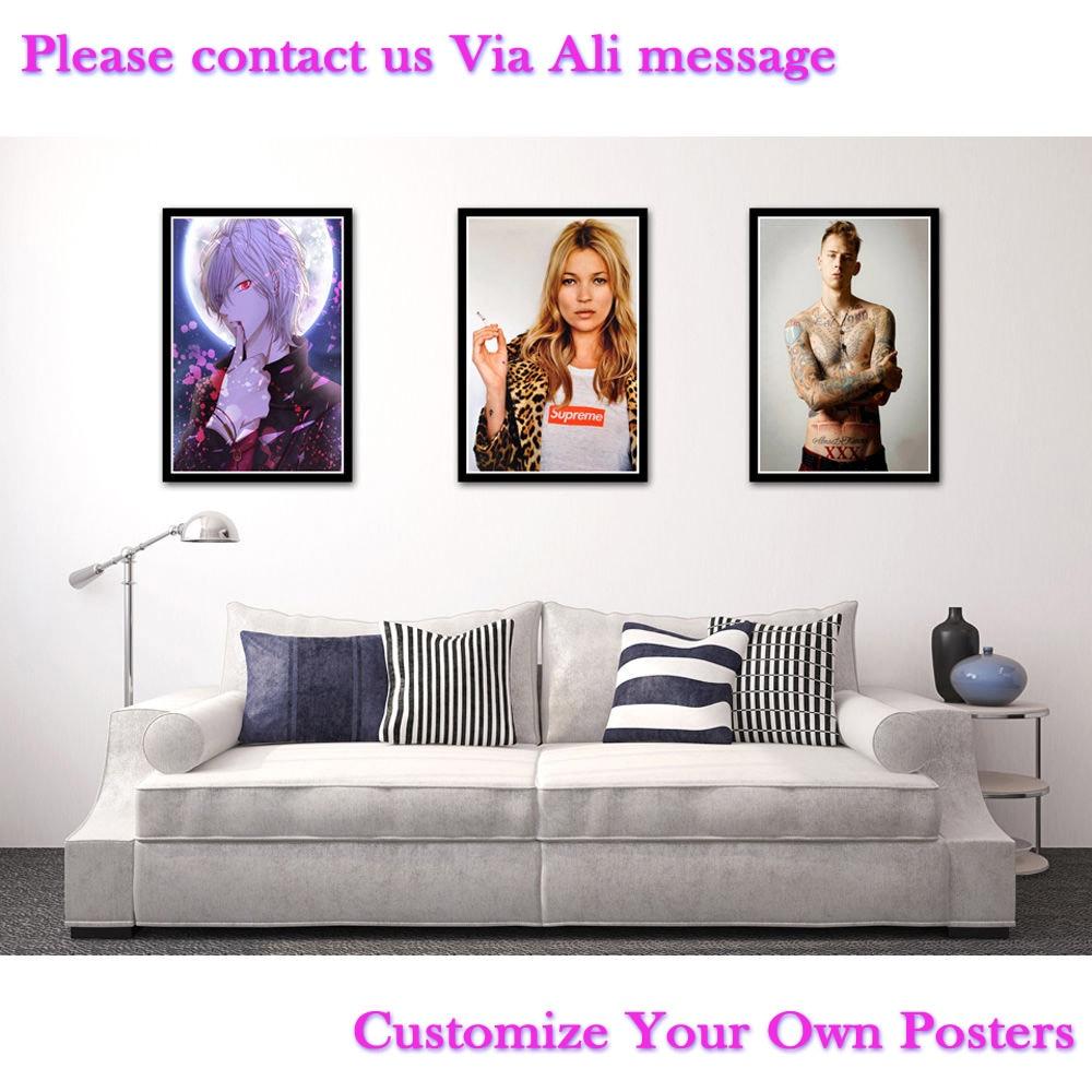 Daniel Seavey Why Don/'t We New Custom Silk Poster Wall Decor