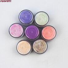 Акриловая пудра, цветной мономер, акриловая жидкость для ногтей Polvo Nails Art Po, блеск, полимеро, принадлежности для ногтей, цветной акриловый поедер для Unha Liq
