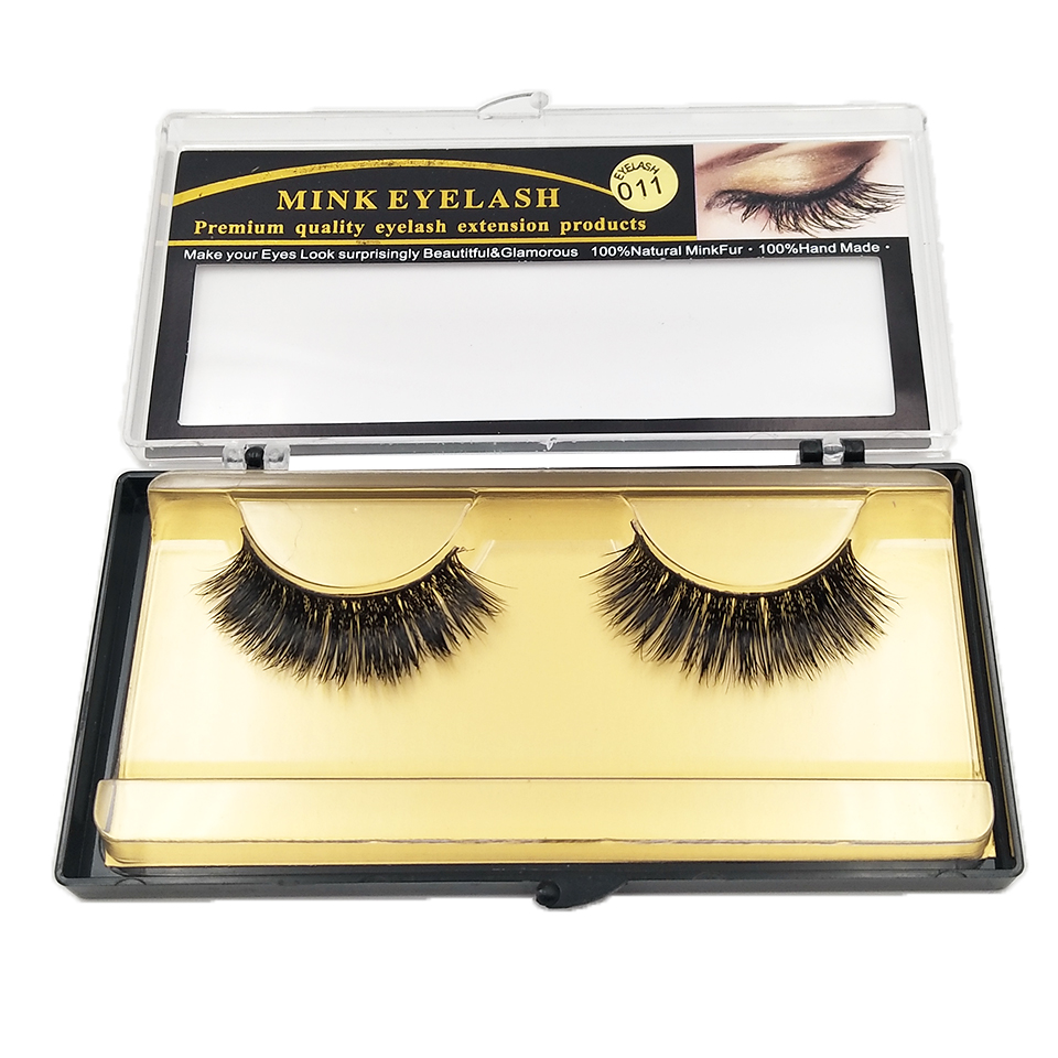 XME011 mink lashes  (3)