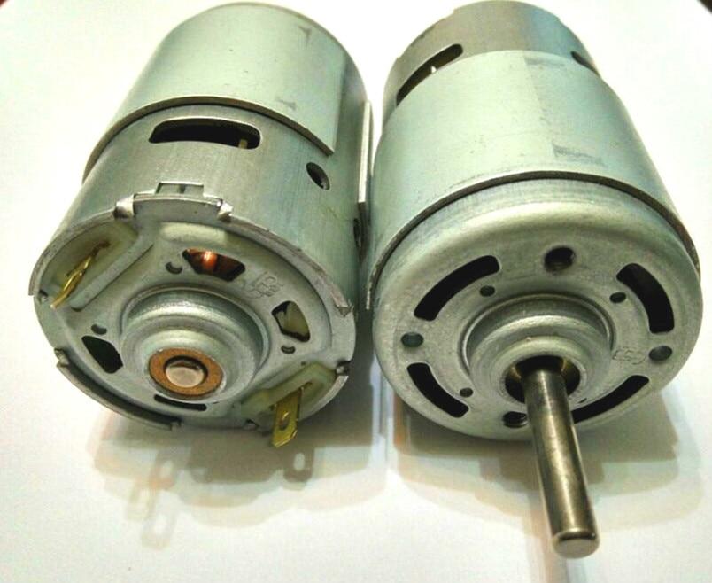 HL-380S DC 3.6 Volt DC low Speed Motor