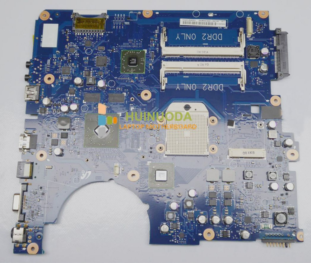 цена на NOKOTION Laptop motherboard for Samsung R525 NP-R525 BA92-06013B BA92-06013A Mainboard ddr2