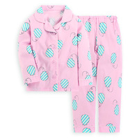 Conjuntos de Roupas Adolescentes criança de Pijama Sleepwear Crianças Pijama Pagado Pijamas Roupa Dos Miúdos Pijamas Menino Bebê Verão 70N017