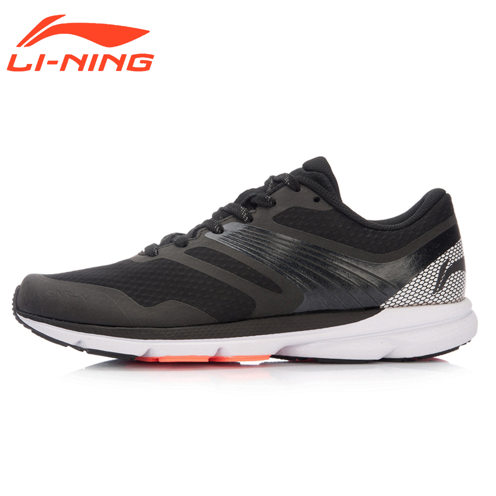 Li-Ning Men Brand Running Shoes Lightweight SMART CHIP Sneakers Cushioning Breathable Sports Shoes LiNing ARBK079 original li ning men professional basketball shoes
