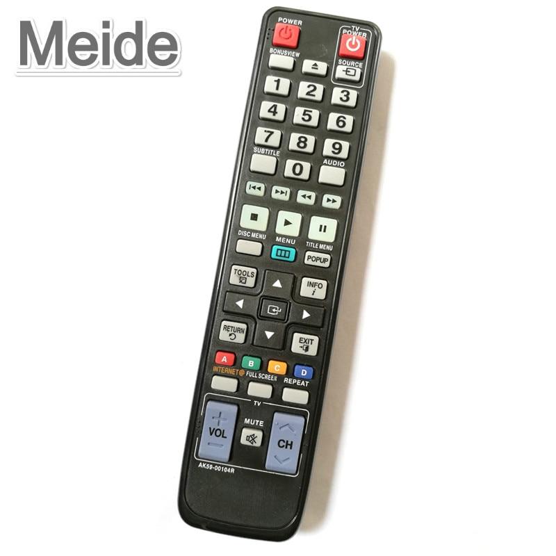 Remote Control AK59 00104R Fit For SAMSUNG font b Blu Ray b font DVD Disc font