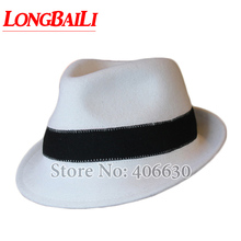 2014 winter new wool fedora hats for women, panama, female chapeu  trilby hats, sombrero, free shipping