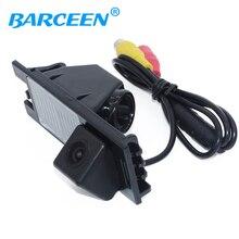 HD CCD стеклянные линзы материал Автомобильная резервная камера заднего вида Авто провод 170 градусов применяются для hyundai IX35 2010/2012/tucson 2011