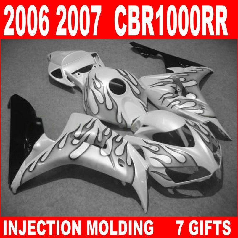 ٩(^‿^)۶7 regalos piezas de carrocería para Honda CBR 1000rr ...