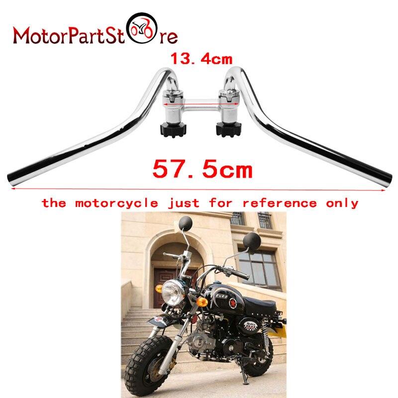 Handlebar Handle Bar for HONDA Z50 Z50J MONKEY DAX CT70 Z50R 50 Motorcycle Dirt Pit Bike Parts Motorcycle Accessories @20