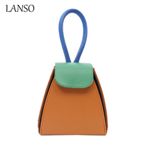 American Style Small Squared Candy Color Chain Messenger Bag Party Evening Clutches Bags Mini Flap Top