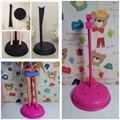 Universal Sitting Type Display Holders For Barbies Dolls Ken Doll Stands Plastic Standers For 1/6 Dolls Standing Toy Stand SALE