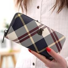 Nette teddybär frauen brieftasche kartenhalter Mode Mädchen handtasche geldbörse