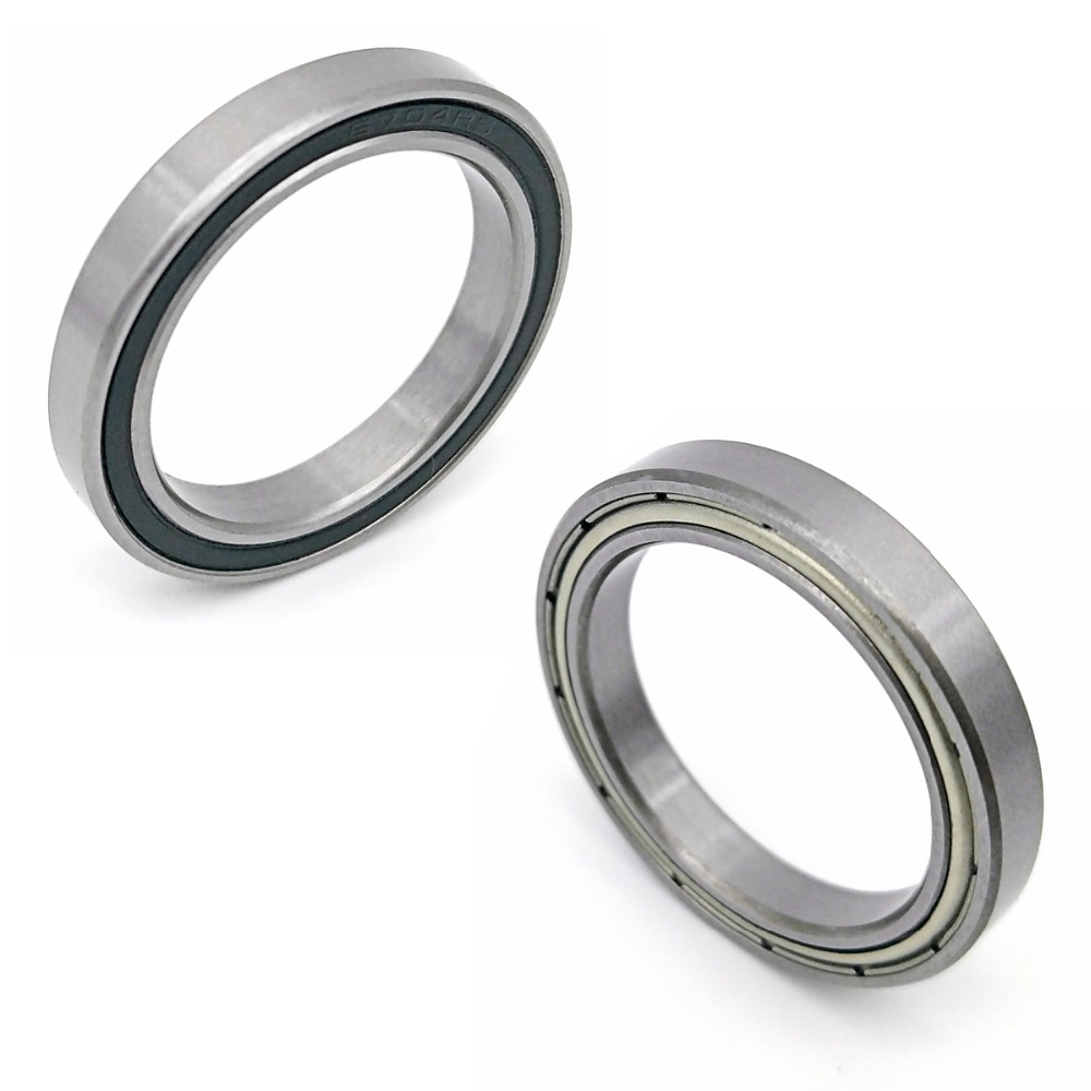 6704 Z Bearing 20 x 27 x 4 mm Shielded Metric Bearings