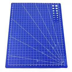 1 шт Коврик для резки из пвх инструменты для пэчворка аксессуары ручной работы коврик для лоскутного шитья опосредованной лезвия сократить