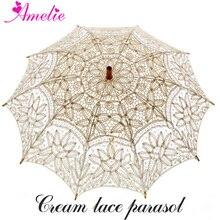 Отличные вечерние подарки, свадебные сувениры, Баттенбург, кружевной зонтик, подарки на день матери, кружевной зонтик