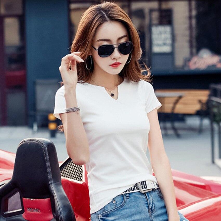 T-shirt en coton à manches courtes