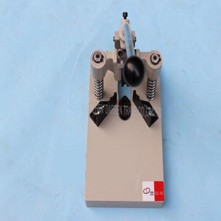 1PC DC-05 Manual Round Corner Cutter Corner Cutting Machine for cutting book notebook poker business card photo laminating film vg 86m06 006 gpu for acer aspire 6530g notebook pc graphics card ati hd3650 video card