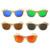 Natural De Bambu óculos de Sol Das Mulheres Dos Homens Do Vintage Feitos À Mão Óculos de Sol Marca Designer Óculos Polarizados de Madeira Original Nova Moda