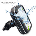 Water-resistant WaterProof bike/bicycles/motorcycle Case & Mount for 4.3'' Garmin Nuvi Tomtom GPS Navigator, FREE SHIPPING