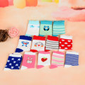 3 Pairs/lot 0-3 Years Baby socks newborn floor socks kids cotton short socks girl and boy socks2016