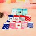 3 Par/lote 0-3 Años Bebé calcetines del piso recién nacidos niños calcetines de algodón calcetines cortos chica y chico socks2016