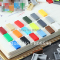 rebrickable 3069 Tile 1x2 compatible brick accessory bricklink DIY building block Assembles Particles brickset Enlighten Sluban