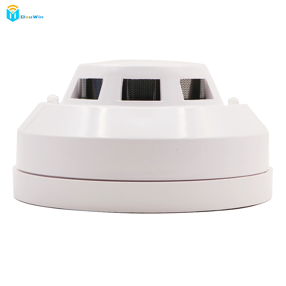 ceiling coal gas natural gas LPG detector Carbon Monoxide Detector connect to alarm system control FIR anti gas  Home Security golden security lpg detector wireless digital led display combustible gas detector for home alarm system