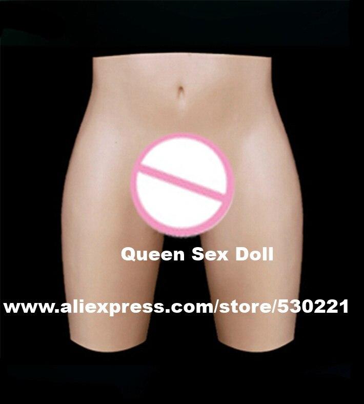 NEW[ CP-4] Top quality silicone crossdresser vagina, transvestite clothing, sex products, masturbator top quality new sex products soft feet