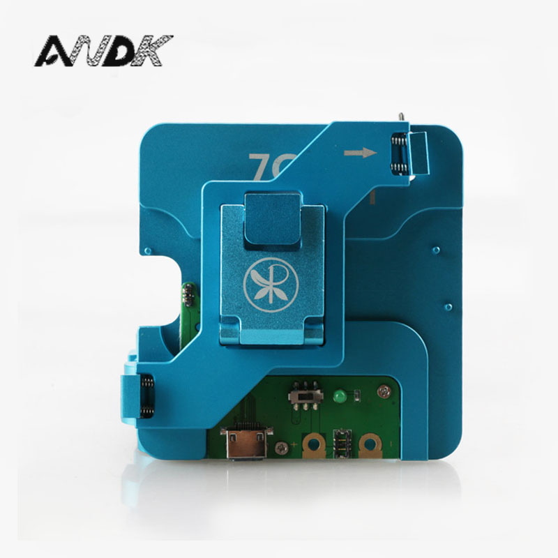 Free shipping HDD hard disk iphone NAND Flash Memory CHIP socket test tool for iPhone 6s