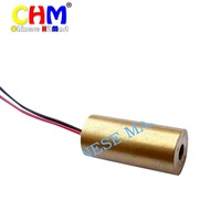 FREE SHIPPING High Power 780nm 50mw Infrared Laser Module Aser Tube Module Focusable Dot 10pcs Lot