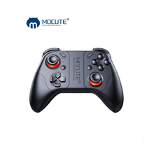 MOCUTE Bluetooth Gamepads For Ps4 Controller 3D Rocker Mobile Phone Game Multi-function Gamepad For PC IOS VR Game Controller