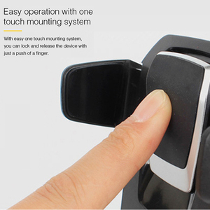 Image 3 - Universal Car Bracket 360 Adjustable Degrees Phone Holder Bracket Auto Mounts For Car GPS Recorder DVR Camera