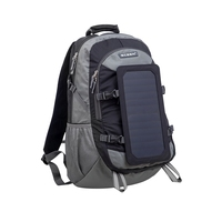2017 New 36L Backpack 7W Solar Power Charger Backpack With Solar Panel Men And Women Laptop