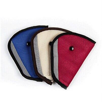 Car styling Triangle Car seat belt Adjuster For Cadillac CTS XTS SRX ATS CT6 ESCALADE