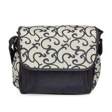 Vente chaude sac à langer portable messenger poussette changement sac mère bébé sac à langer bébé sac bolsa maternidade bébé soins