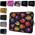 Laptop Bag Vogue 7 10 12 11.6 13 13.3 14 14.1 15 17 inch Netbook Sleeve Bags Cover Cases Neoprene Pouch Protector Free Ships