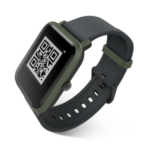 Image 4 - Huami Amazfit ביפ חכם שעון אנגלית גרסה Smartwatch נוער מהדורת ביפ IP68 GPS קצב לב 45 ימים המתנה