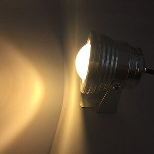 Image 3 - 10W Cao Cấp Đèn Led Chống Nước Ngoài Trời Đèn Sân Vườn Dưới Nước Đèn LED Chiếu Sáng 12V Đầu Vào