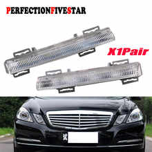 2049068900 2049069000 For Mercedes-Benz W204 S204 C350 W212 R172 2012 2013 Pair Front Right DRL Daytime Running Lamp Fog Light - DISCOUNT ITEM  8% OFF All Category