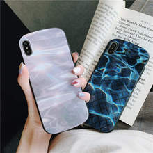 New Water-Light Silicone For Iphone 6 6s 7 8P X Xs Xr Max All-Inclusive Anti-Drop Phone Case
