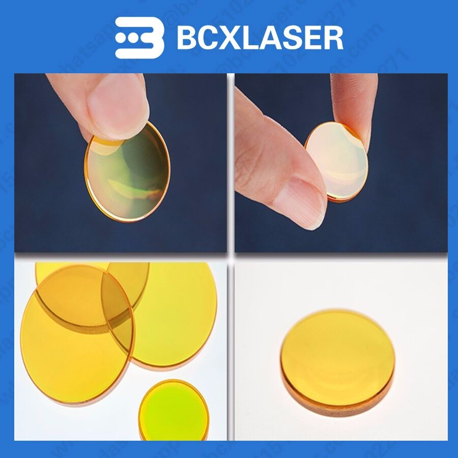 1064nm ND:YAG 45 Degree laser Reflective Mirror 20*5mm Marking Cutting Engraving laser welding cutting engraving machine laser protection lens 1064nm yag 39 1 5
