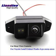 Liandlee Car Reverse Camera For Toyota Land Cruiser Prado J150 Rear View Backup Parking Camera / CCD HD Integrated High Quality