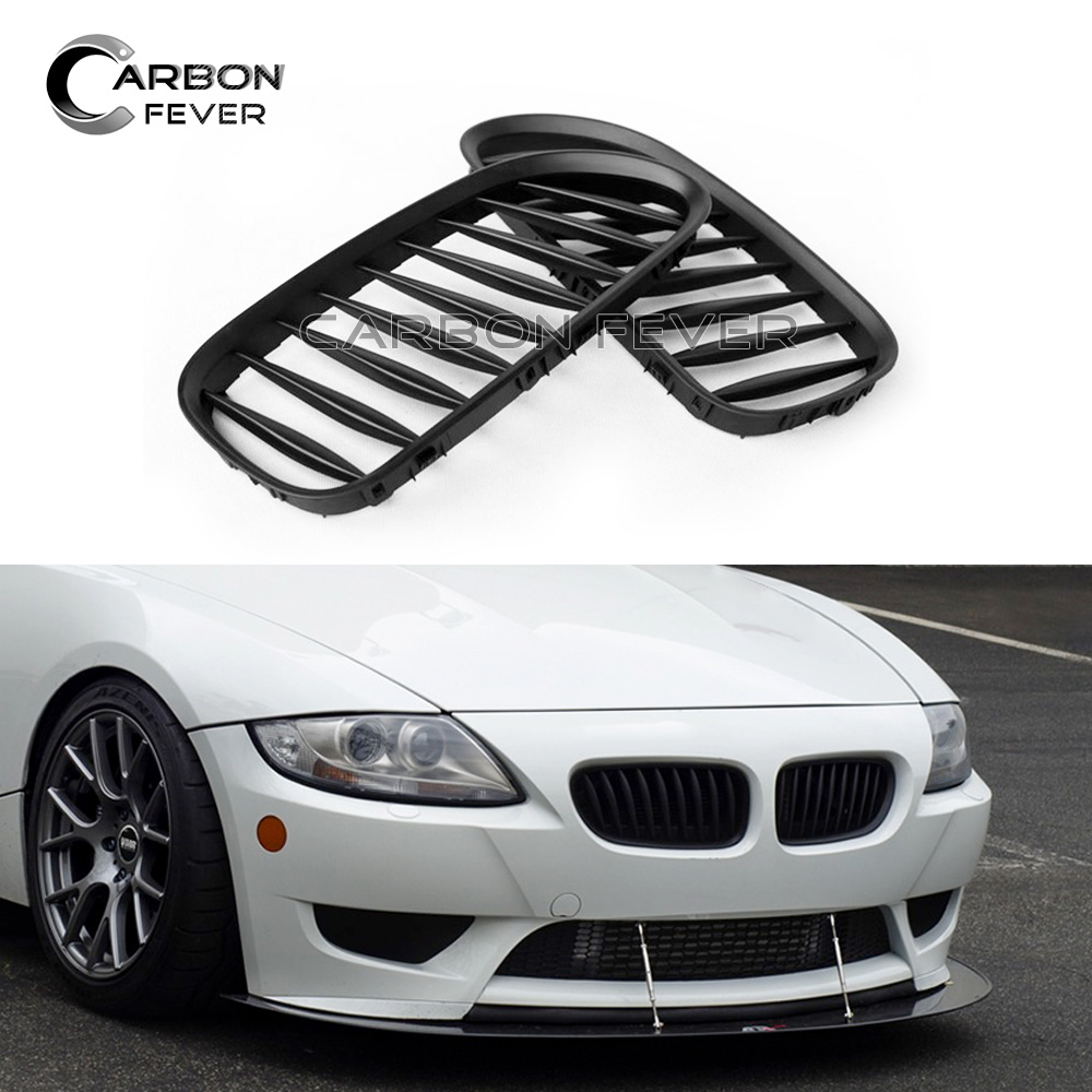 Bmw Z4 E85: E85 Replacement Front Bumper Kidney Grille Mesh For BMW Z4