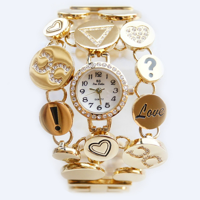 Fashion New Stainless Steel Strap Women Watches Alloy Clock Quartz Watches Ladies Relogios Femininos Watches Jewelry 100pcs lot sn74hc157n 74hc157n dip 16 new origina