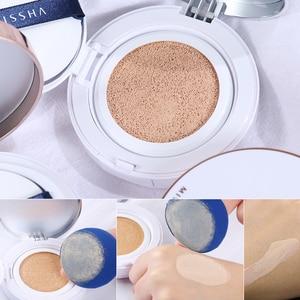 Image 4 - MISSHA M Magic Air Cushion Whitening Immaculate BB cream sun block Foundation Concealer Makeup Original Korea Cosmetics #21 #23