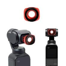 For DJI Osmo Pocket Accessories For DJI Osmo Pocket Gimbal Wide-angle Lens Handheld Gimbal Camera Magnetic Adsorption Lens Mount