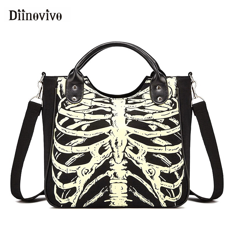 diinovivo-luminous-gothic-skeleton-bones-skulls-bags-rock-designer-female-casual-totes-women-punk-bags-fashion-handbag-whdv0244