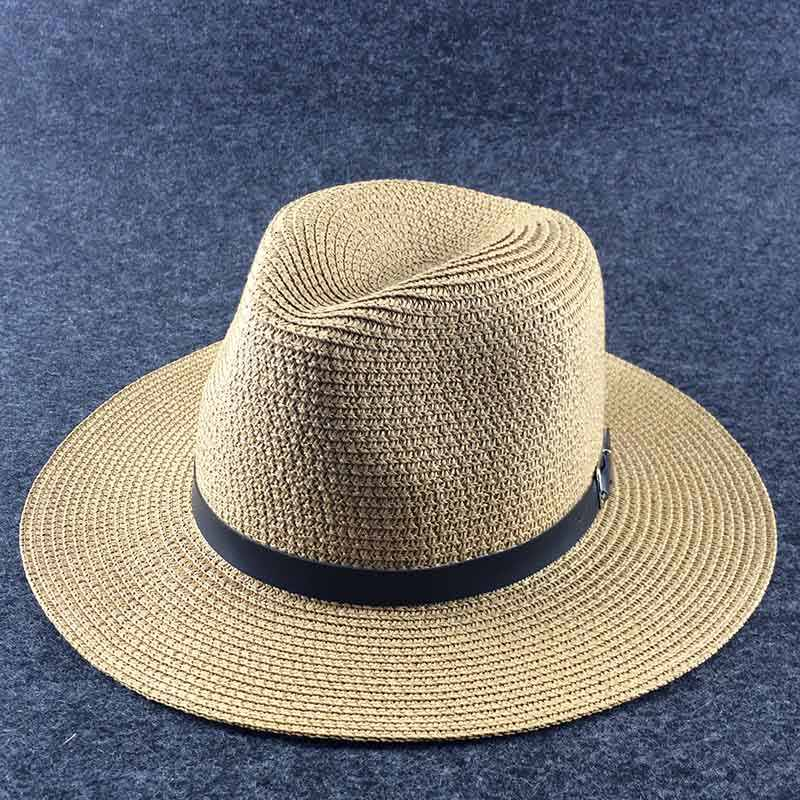 27d717b12cd Detail Feedback Questions about summer floppy straw jazz sun hat ...
