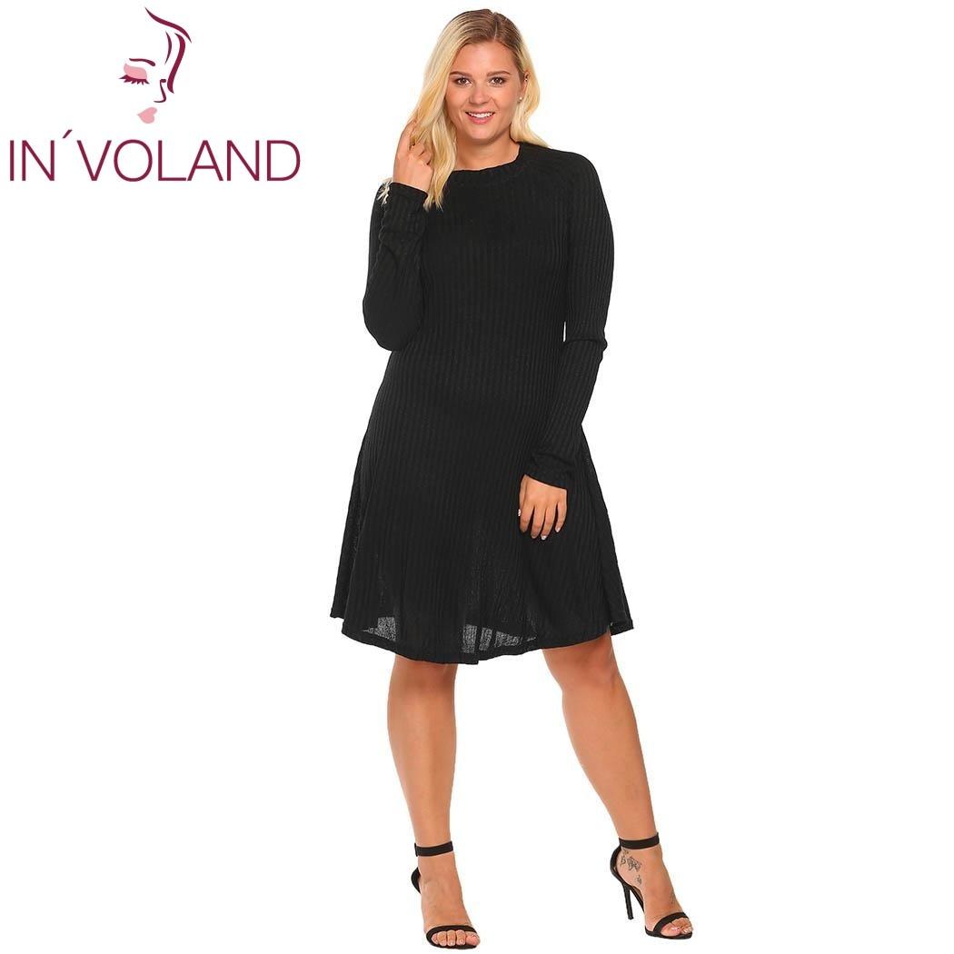 100  [ Tunic Sweater Dresses ] | Neck Drop Shoulder Tunic Sweater ...